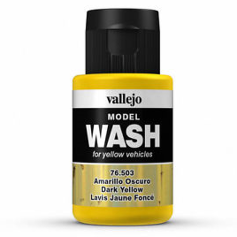 Dark Yellow Wash 35 ml.