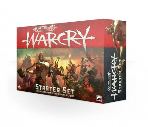 AGE OF SIGMAR: WARCRY (RUSSIAN)