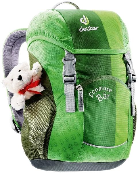 Детские рюкзаки Рюкзак детский Deuter Schmusebar зеленый 900x600_5264_Schmusebaer_2004_14.jpg