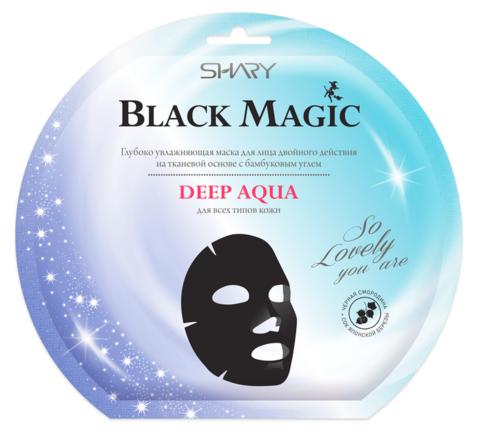 Shary  Black magiс Глубоко увлажняющая маска для лица