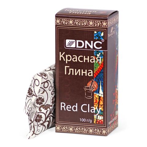 Красная глина | 100 гр | DNC