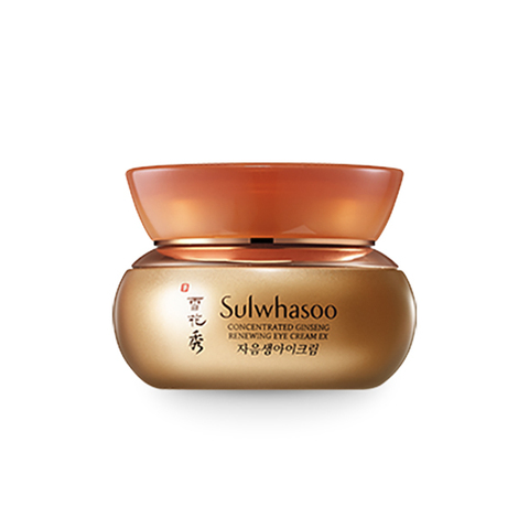 Sulwhasoo Concentrated Ginseng Renewing Eye Cream, 20 мл