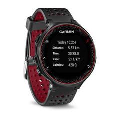 Часы Garmin Forerunner 235 Черно-красные