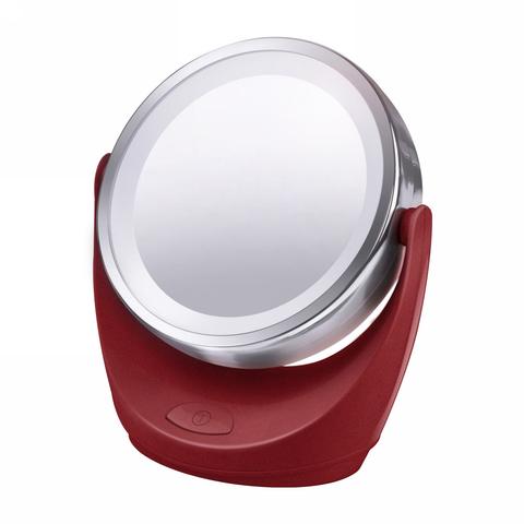 Зеркало MARTA MT-2648 красный рубин