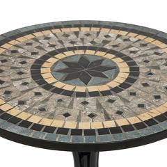 Стол Secret De Maison Ромео Астра (Romeo Astra) — черный/ мозаика
