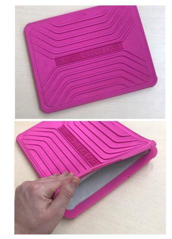 Сумка для ноутбука 10'' Wiwu Voyage Sleeve /pink/