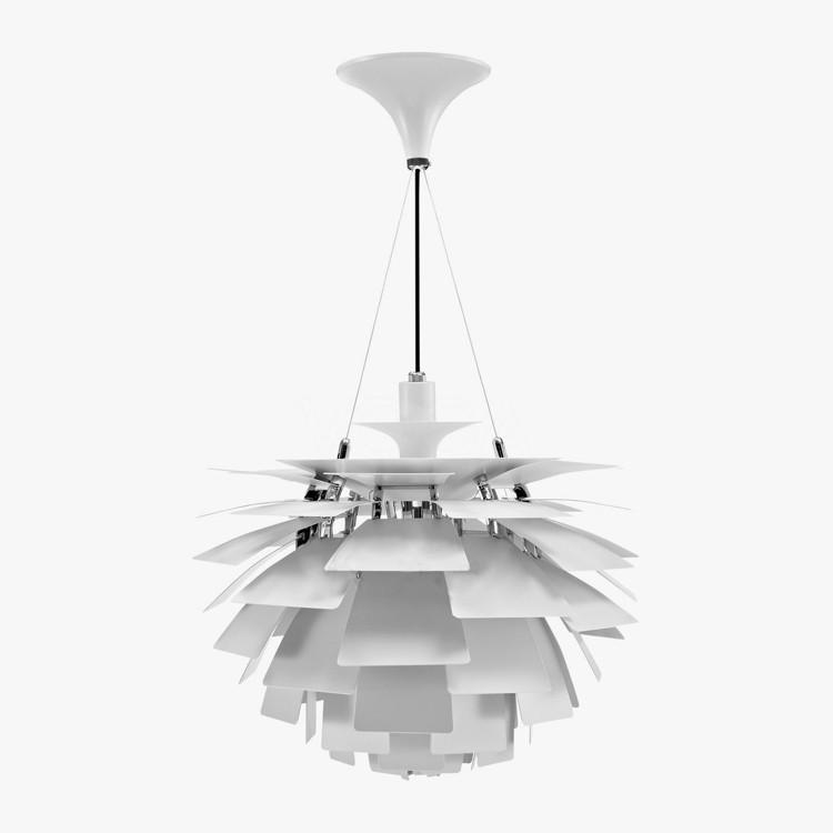 Подвесной светильник PH Artichok by Louis Poulse D40 (шампань)