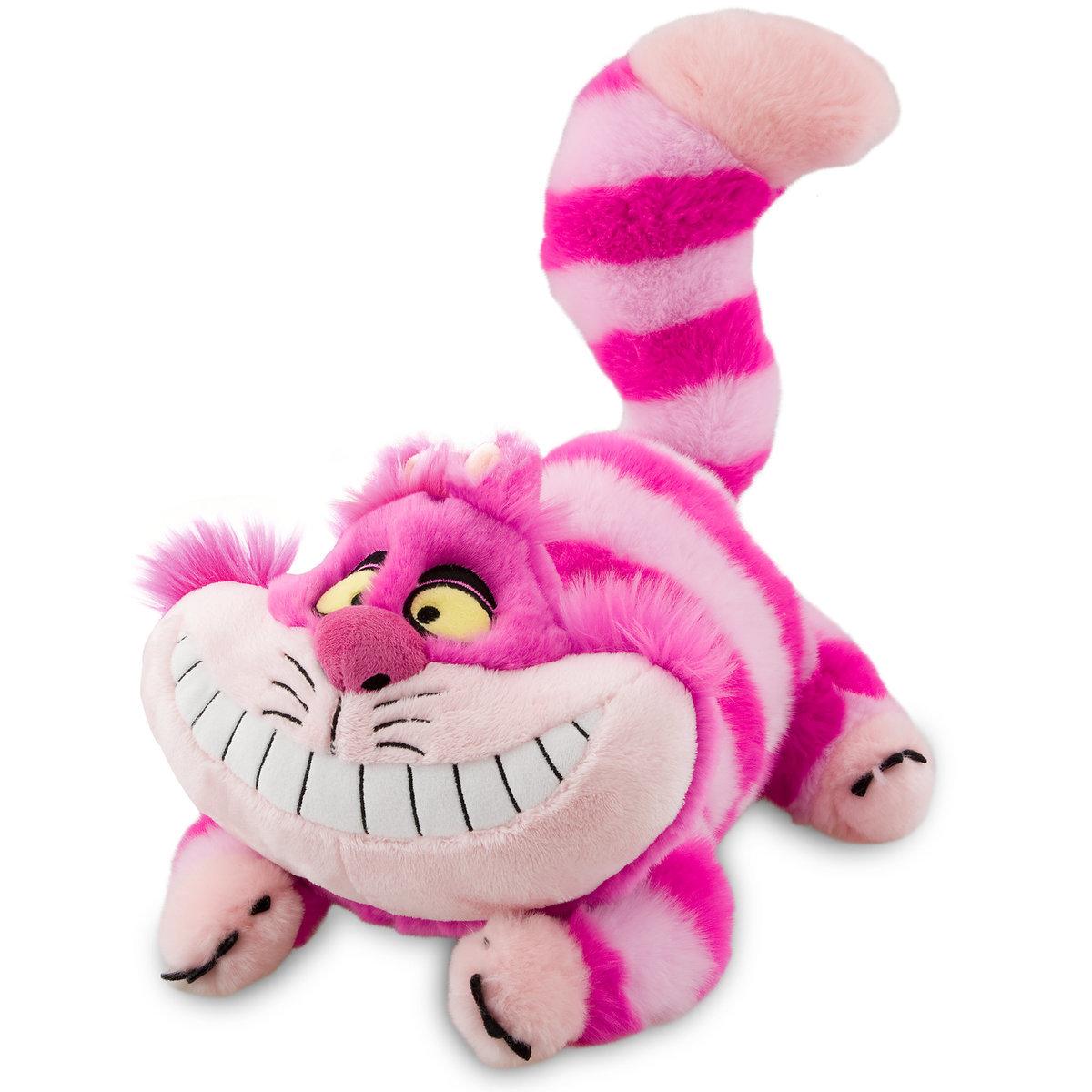 Мягкая игрушка Чеширский Кот Disney 35 см