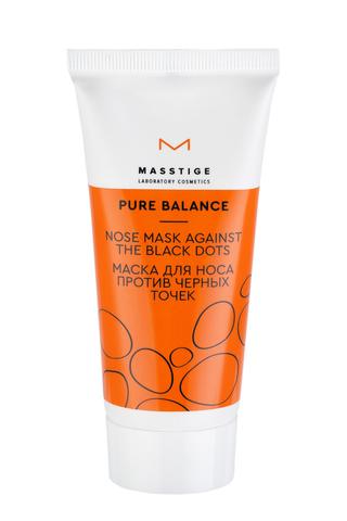 Masstige Pure Balance Маска для носа против черных точек 30г