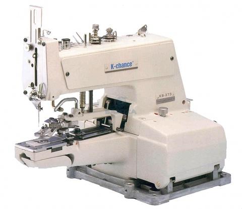 Пуговичная швейная машина цепного стежка K-Chance KB-373   Soliy.com.ua