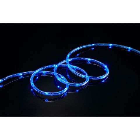 шланг 20 метров голубой синий дюралайт
