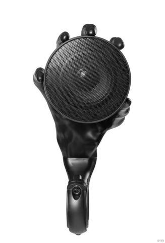 Аудиосистема на руль мото/ATV Boss Audio PHANTOM800, 600 Вт, Bluetoot, черный