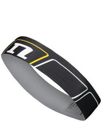 Повязка Noname Sprint Headband 19 Black-Yellow