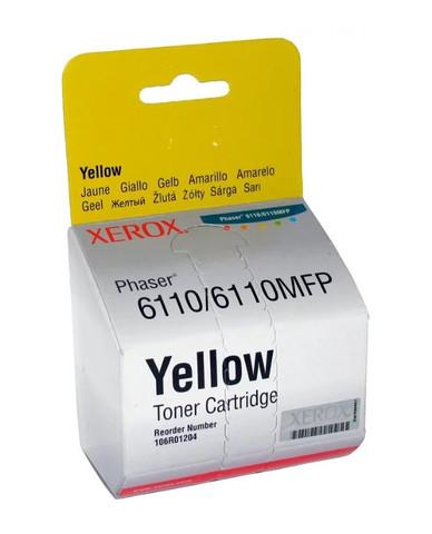 Картридж Xerox 106R01204 желтый