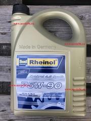 Масло трансмиссионное SWD Rheinol Synkrol 4.5 Synth. 75W-90 син (4л)