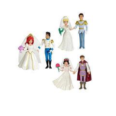 Disney Princess Fairytale Wedding Doll Gift Set