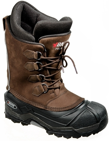 Ботинки Control Max Worn Brown (Baffin)