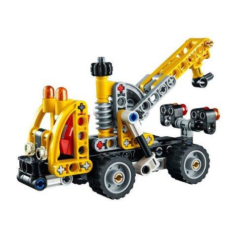 LEGO Technic: Ремонтный автокран 42031 — Cherry Picker — Лего Техник