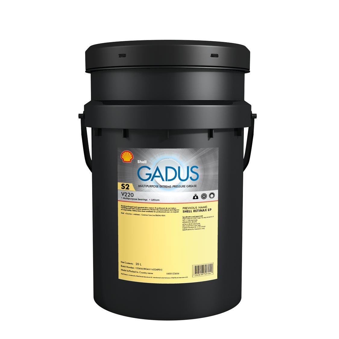 Пластичные Смазки Shell Gadus S2 V220 00 s2_v_220_00.jpg