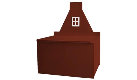 Ящик для игрушек - лавочка