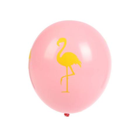 Шары из серии Фламинго (Розовый)