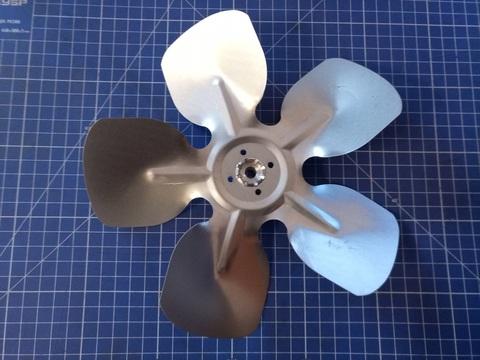 Крыльчатка QUATTRO ELEMENTI QE-35D (243-912-031)