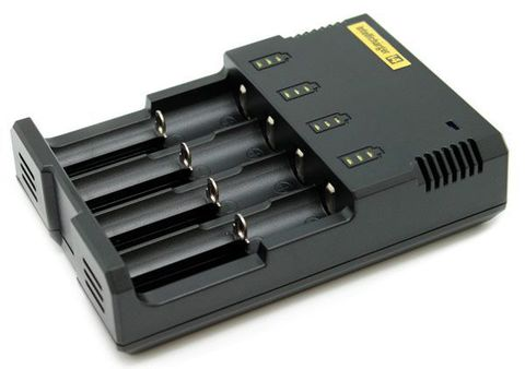зарядное устройство NiteCore V2 intellicharge i4