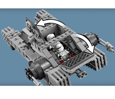LEGO Star Wars: Имперский штурмовой танк 75152 — Imperial Assault Hovertank — Лего Стар ворз Звёздные войны Эпизод