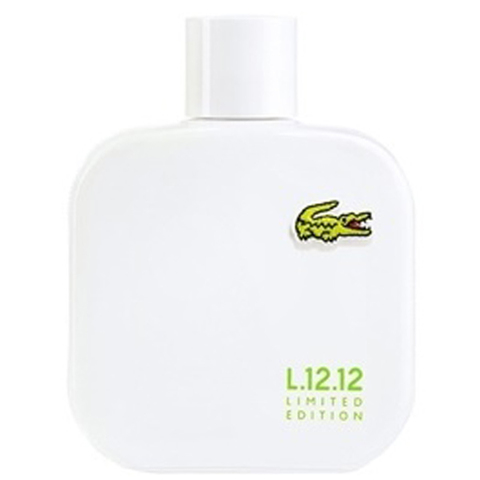 Lacoste Туалетная вода Eau De Lacoste L.12.12 Blanc Limited Edition 100 ml NEW (м)