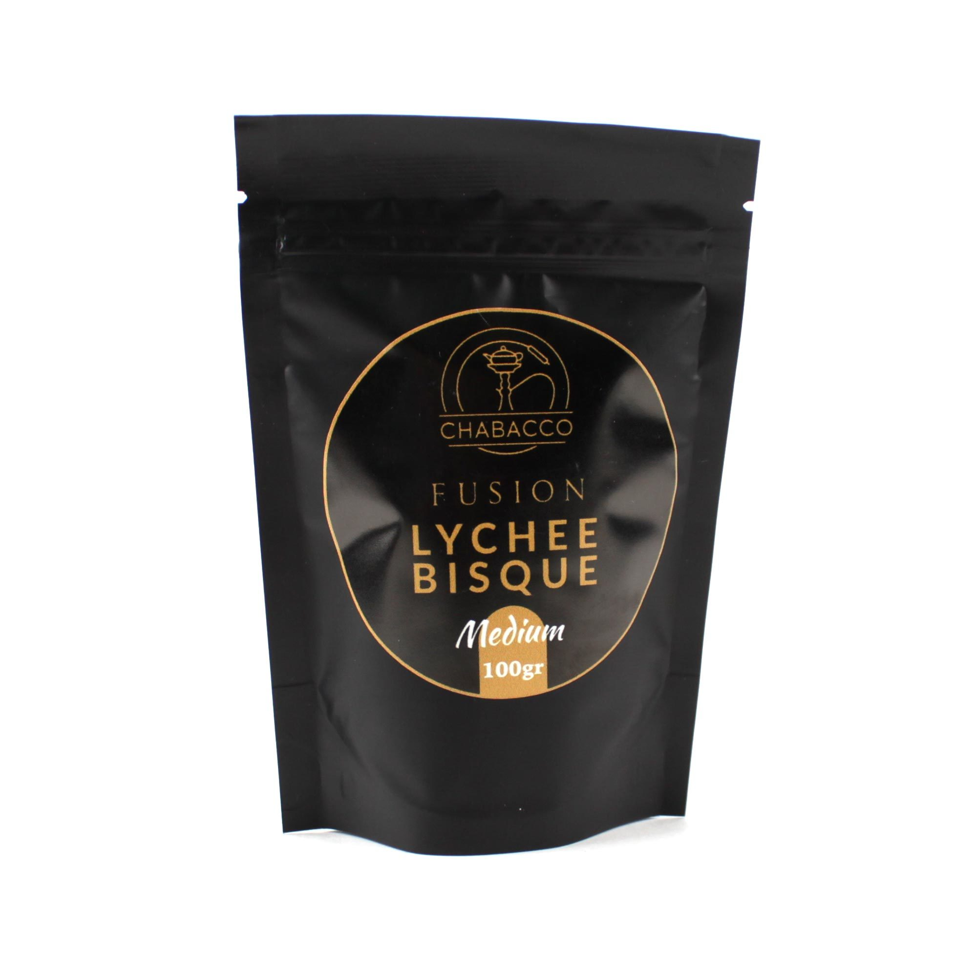 Кальянная смесь Chabacco Medium 100 гр Lychee Bisque