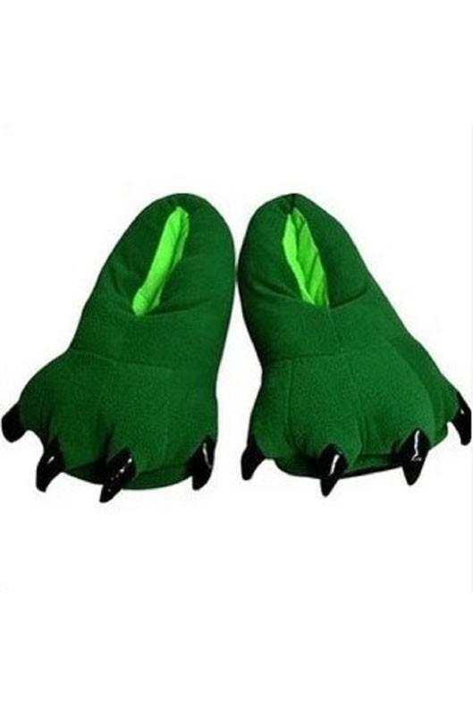 Каталог Тапочки кигуруми зеленые tapki-green.jpg