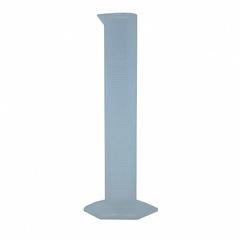 Цилиндр мерный пластмассовый 25 миллилитров
