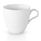 Чашка фарфоровая для кофе капучино 300 мл, белая Eva Solo 886258   Купить в Москве, СПб и с доставкой по всей России   Интернет магазин www.Kitchen-Devices.ru