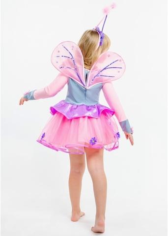Костюм Бабочка Розовая 4