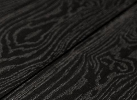 Террасная доска SW Fagus, тангенциальный распил. Цвет черный.