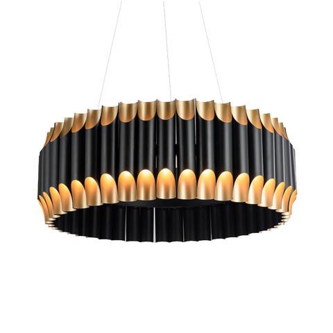 Подвесной светильник копия Galliano by Delightfull D80 (черный)