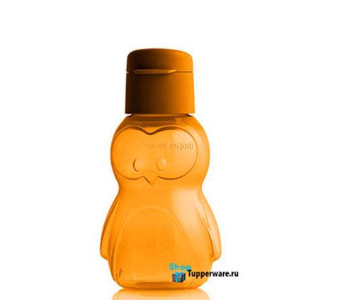 Бутылка-эко Пингвинёнок 350мл