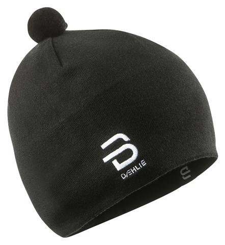 Картинка шапка Bjorn Daehlie Hat Classic Black