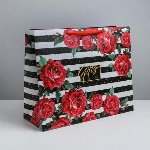 Пакет ламинированный Gifts, XL 49  40  19 см