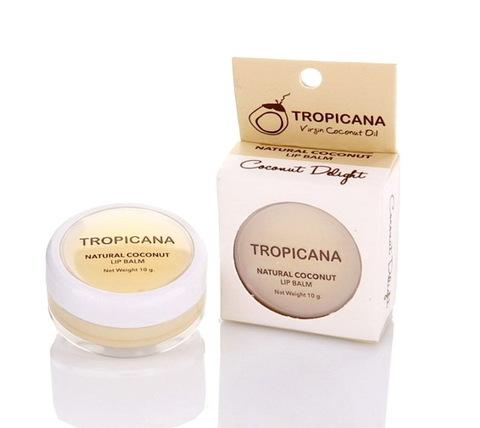 Бальзам для губ Tropicana Кокос
