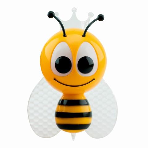 Светильник-ночник LE LED NL-852 0,5W RGB Пчелка