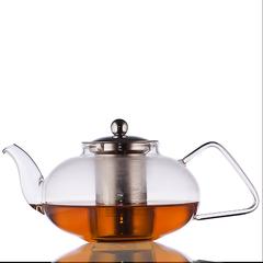 Чайник со стальной заварочной колбой 1200 мл