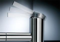 Смеситель Blanco Linee-S нержавеющая сталь