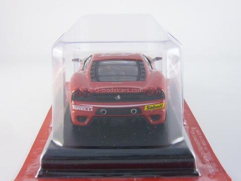 Ferrari 430 Challenge red 1:43 Eaglemoss Ferrari Collection #64