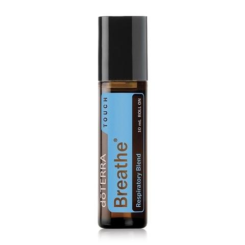 «Дыхание», смесь масел, роллер, 10 мл /  dōTERRA Breathe® Touch Respiratory Blend
