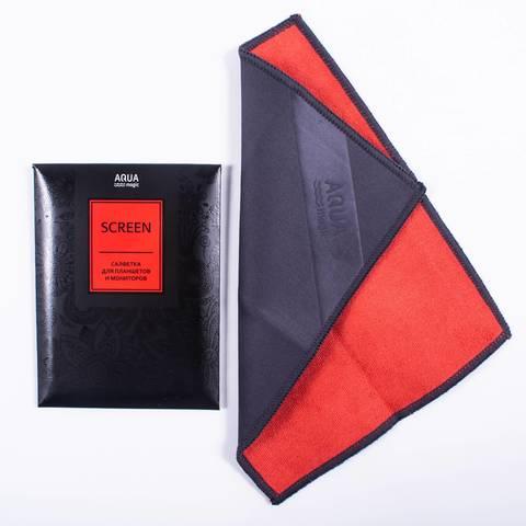 Салфетка для планшетов и мониторов Aquamagic (Greenway)