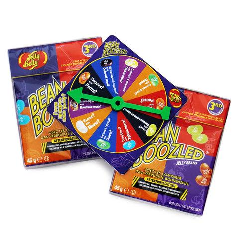 Bean Boozled Game (гадкие конфеты + диск для игры в подарок!) 90 г.