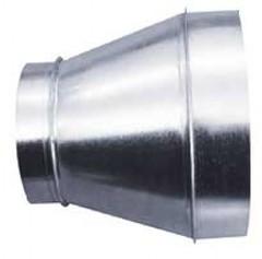 Переход 160х250 оцинкованная сталь