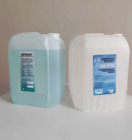 Антисептик для рук Ай-Септ 5 литров