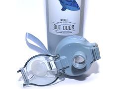 Бутылка для воды. Материал: пластик. Объём 750ML. YY-613